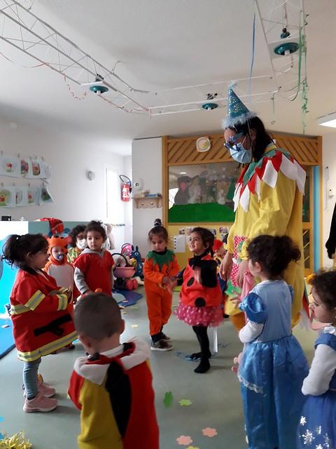 Photo 3 - Petite enfance et carnaval