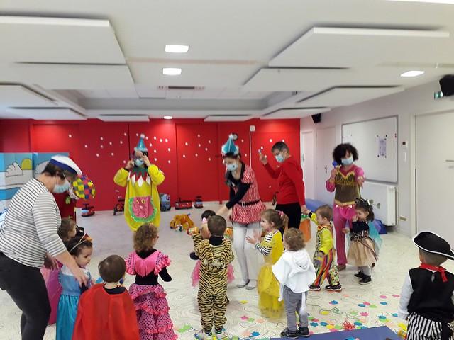 Photo 5 - Petite enfance et carnaval