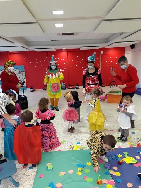 Photo 16 - Petite enfance et carnaval