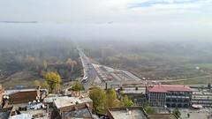 dicle nehrinde sisli bir sabah