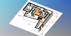Kuang He - S-House Screenshot Floor 1