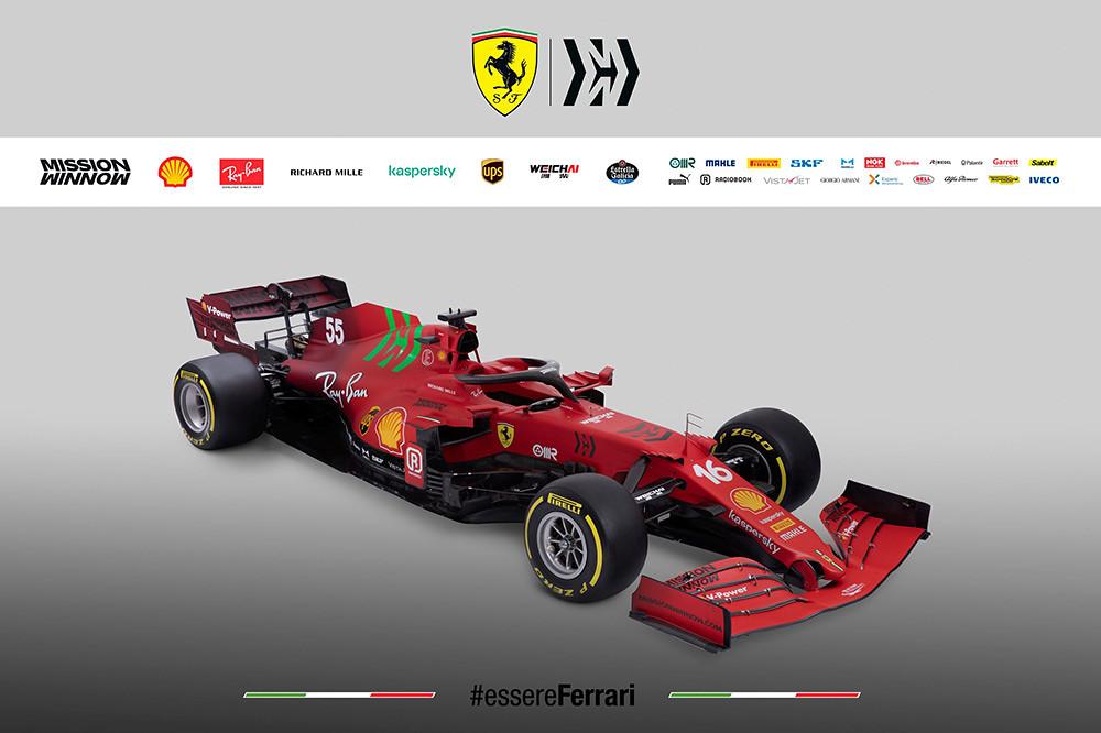 Ferrari 210312-1