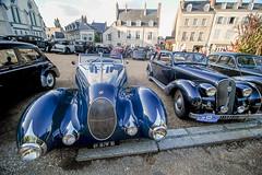 Oldtimer Show Blois/Loire/Frankreich X