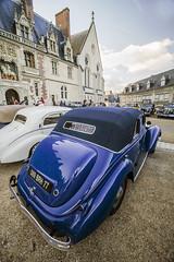 Oldtimer Show Blois/Loire/Frankreich XIII