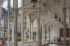 Stadtansicht Karlsbad Karlovy Vary CZ II