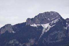 Pointe d'Andey @ Passerelle de l'Arve @ Bonneville