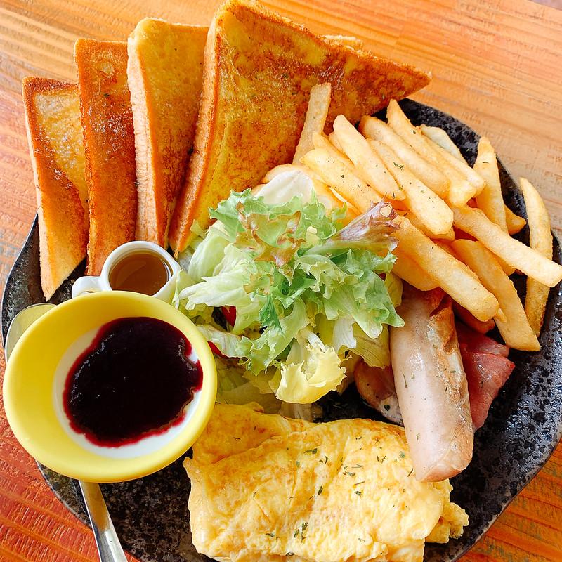 圈子 Brunch.Coffe 臺南公園店早午餐