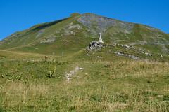 Aiguille Croche @ Sentier du Col du Joly au Col de Véry