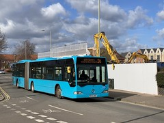 Photo of Completely Coach Travel BX04 MXK – 36 – Horsford to Norwich