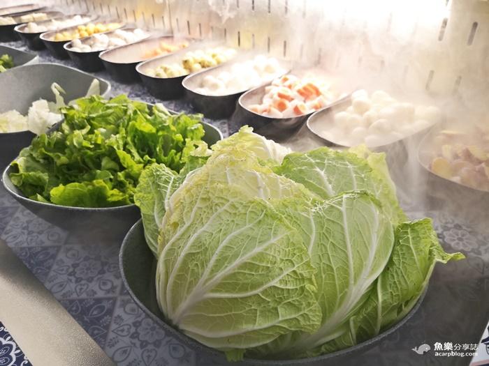 【台北中正】饌和牛 火鍋吃到飽 桌邊現烤日本A5和牛 @魚樂分享誌