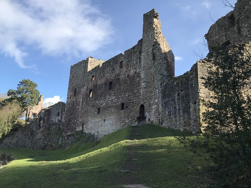 Hailes Castle, East Linton
