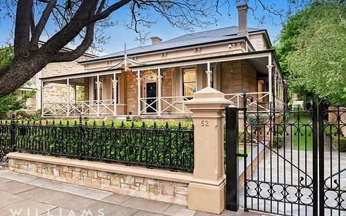 52 Mills Terrace, North Adelaide SA