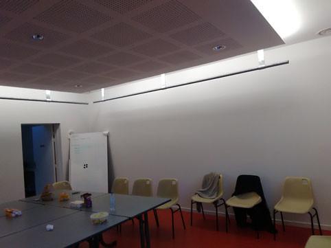 Salle blanche 1