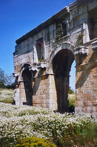 Roman Arch, Patara, Gelemis, Turkey