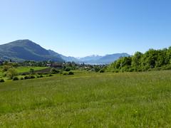 Lac d'Annecy @ La Varde @ Annecy-le-Vieux