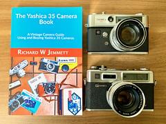 Yashica 35 Camera Book