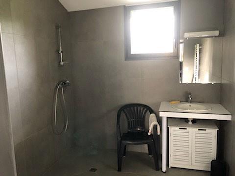 Gîte salle d'eau