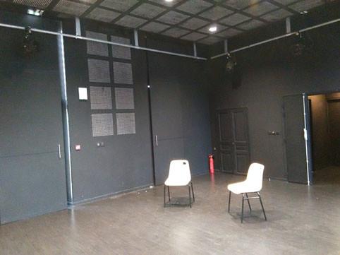 Salle noire 1