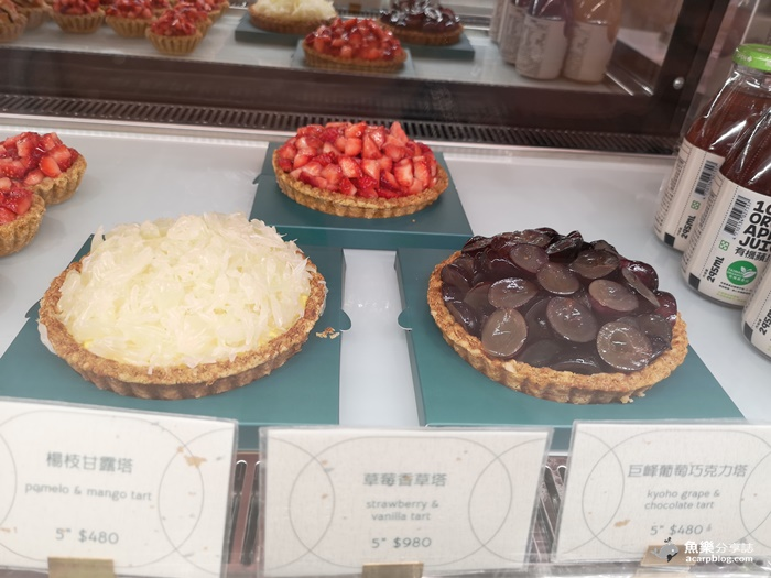 【台北大安】TART TAIPEI 酥塔專門店|米其林星廚打造的愛馬仕甜點 @魚樂分享誌