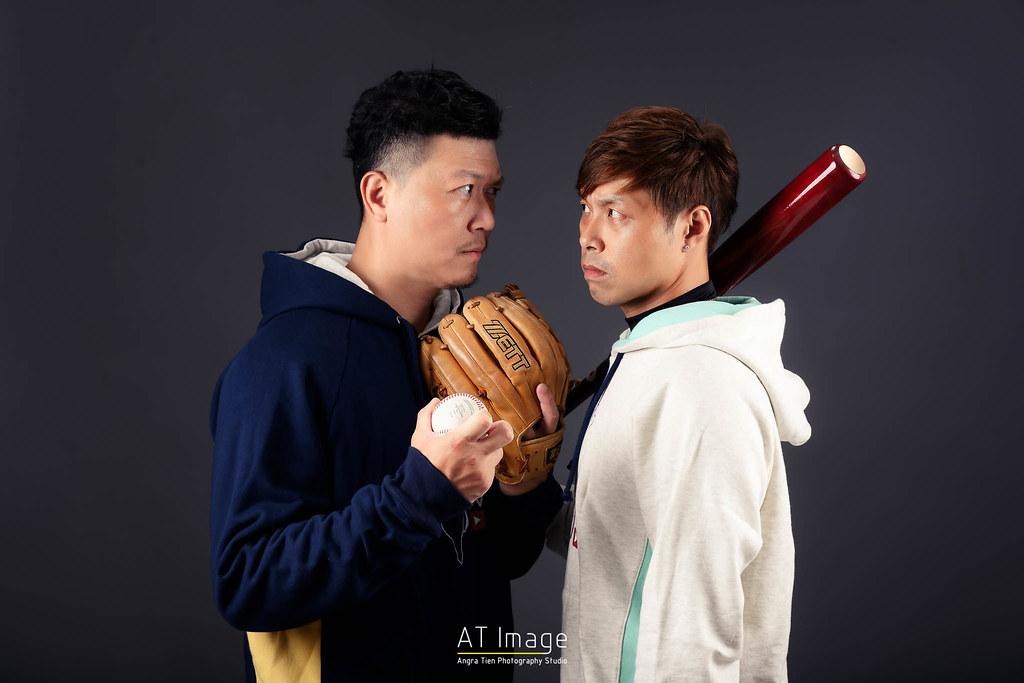 <形象照> 野球大叔 ( 野球TV )