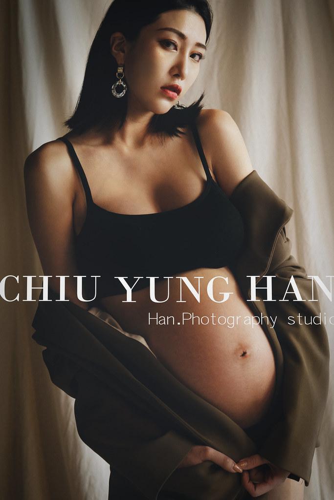 Han婚紗影像工作室,個性孕婦寫真,刺青,台中孕婦寫真,雜誌感孕婦寫真,女神降臨,網紅 ,孕媽咪