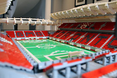 BMO Field - Custom LEGO Model