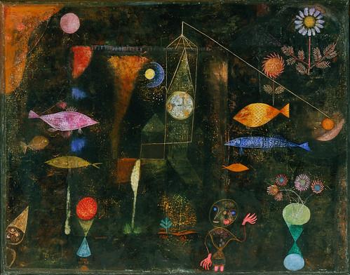 Paul Klee, Fish Magic - Fischzauber