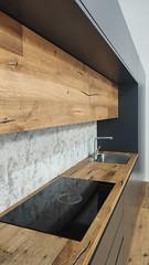 Cuicna laccata piano legno