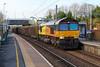 Colas Rail 66846 6J37 Carlisle to Chirk logs.