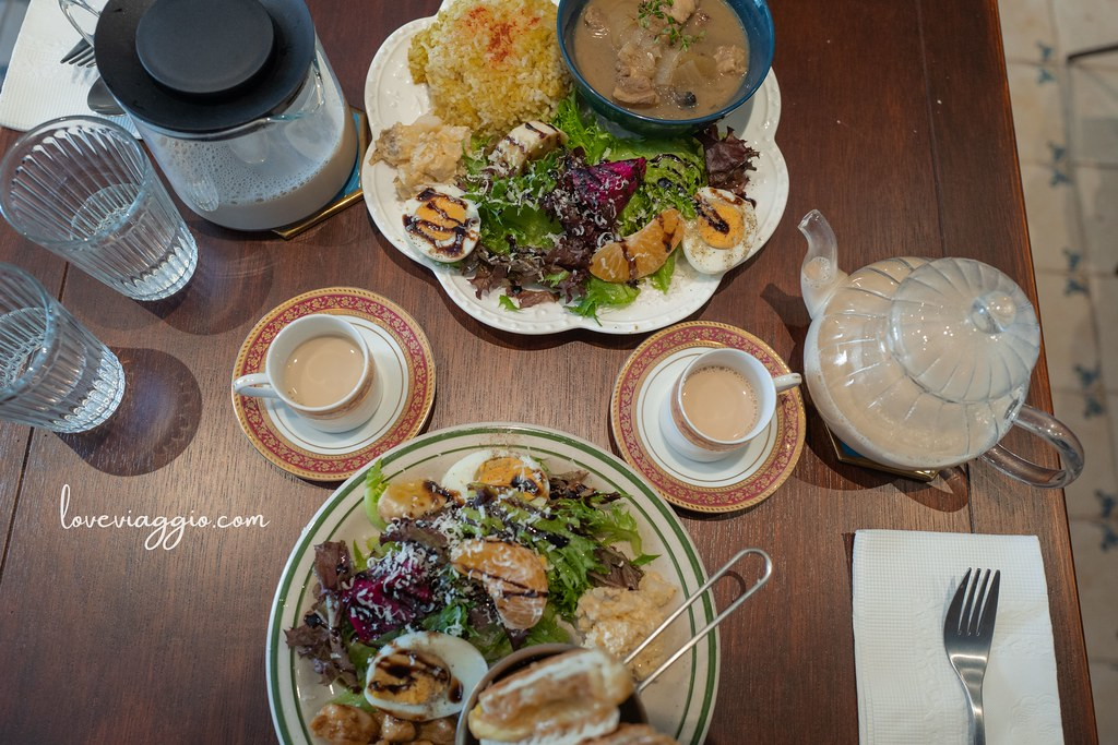 【台南 Tainan】來老屋唱片行吃頓早午餐吧! 44bit四四拍唱片行 @薇樂莉 Love Viaggio | 旅行.生活.攝影