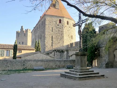 Carcassonne's medieval Cité