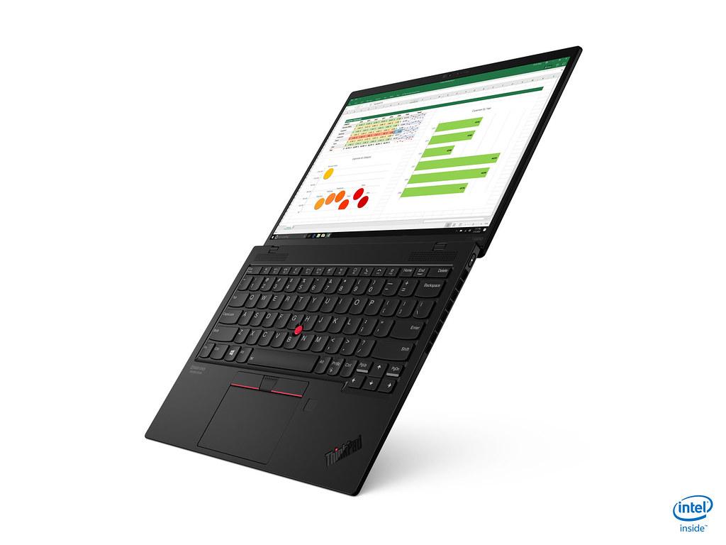 【新聞照片3】搭載ThinkShield安全性功能的ThinkPad X1 Nano 現可於Lenovo 官網購買,定價NT47,700元起。