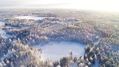 Paimion Hiekkahelmi talvella