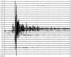 Offshore Algeria magnitude 6.0 earthquake (1:04 AM, 18 March 2021)