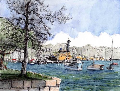 Morts Bay - Sydney Harbour