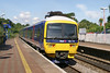 First Great Western  165116 - Pangbourne