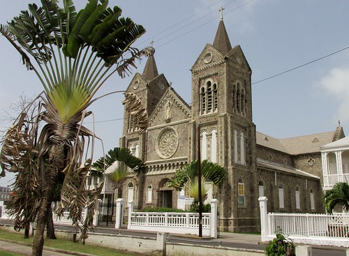 Basseterre  - Co-Cathedral of Immaculate Conception