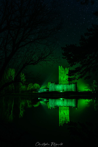 St. Patrick's Day at Ross Castle (Explored!)