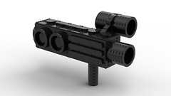 LEGO Space Blaster - Human Scale