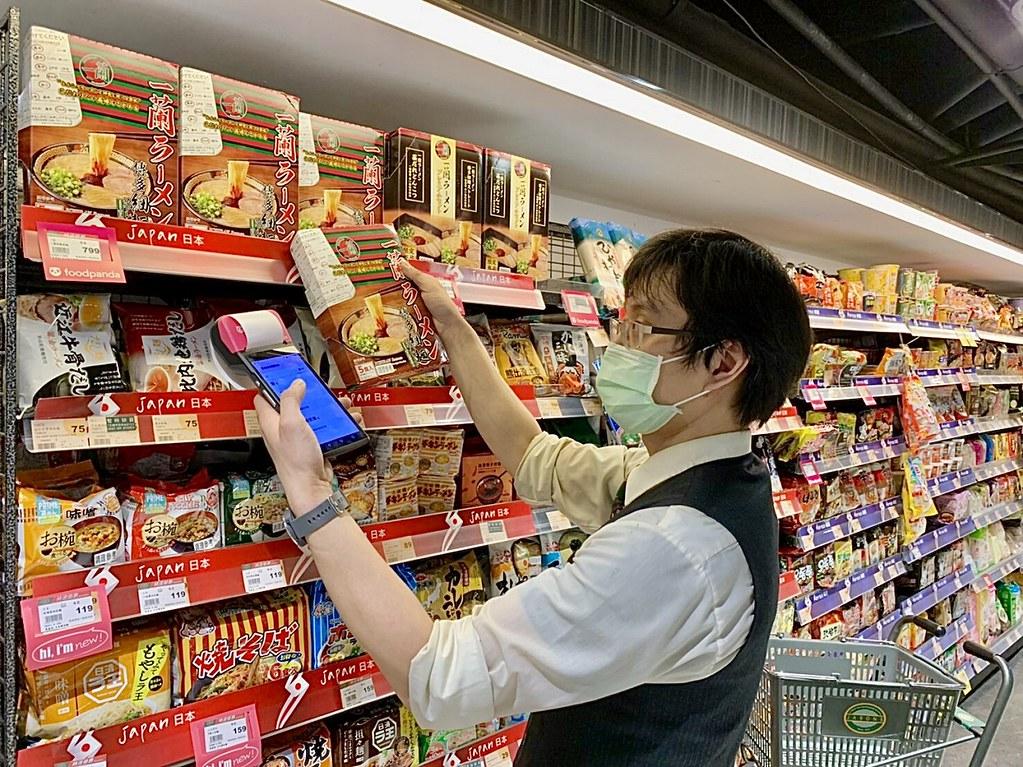 【新聞稿圖片3】JASONS首次於「熊貓商城」上架的商品,以進口商品為主力,上架超過1,200款熱銷商品,包含日本超人氣「一蘭拉麵」、美國經典零食「TOSTITOS白玉米脆片」等多項異國好滋味。