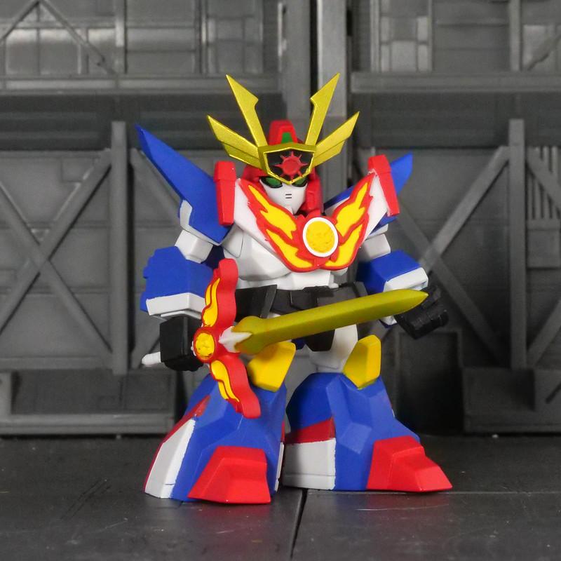 太陽の勇者ファイバード