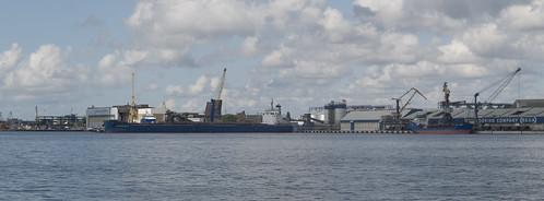 Port of Klaipėda, 15.08.2019.