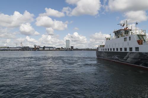 Ferry Baltija to Klaipėda, 15.08.2019.