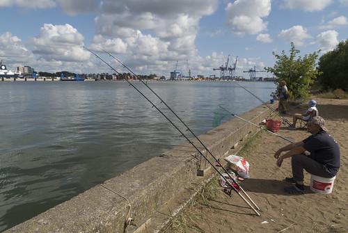 Fishermen, 15.08.2019.