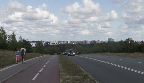 View to Klaipėda, 15.08.2019.