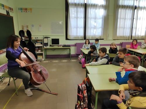 Taller de Violoncel