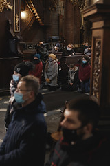Cicha procesja w Krakowie - 20.03.2021