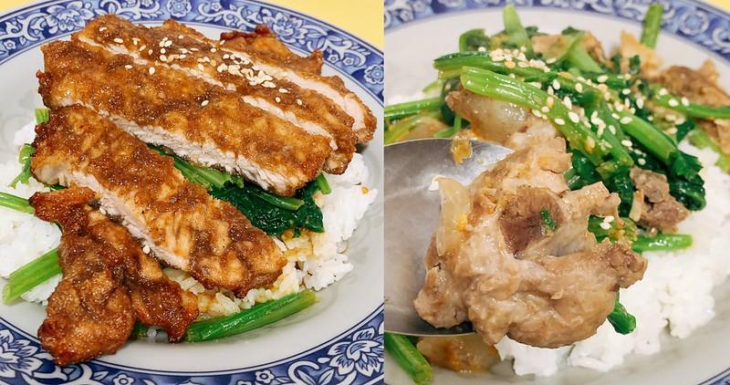 【台南美食】品御坊 豬排飯 來自羅東夜市的宜蘭美食!隱身小北觀光夜市內!