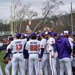 Baseball: Clemson 4 Virginia Tech 2