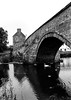 River Tyne and Old Nungate Bridge, Haddington